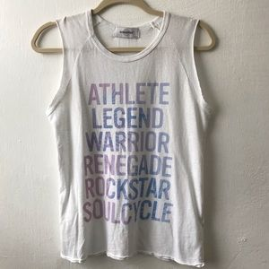 SoulCycle Muscle Tee